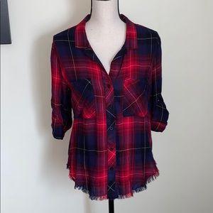 NWT Anthropologie Cloth & Stone Button Down Shirt